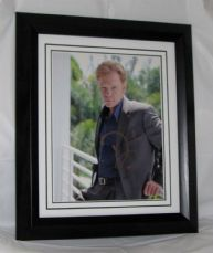"A347DC DAVID CARUSO - ""CSI: MIAMI"" SIGNED"